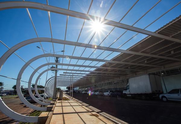 entrega de obras do Aeroporto de São José do Rio Preto
