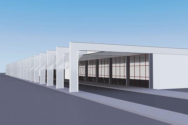 Novo Terminal do Aeroporto de Presidente Prudente
