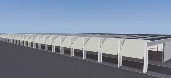 Novo Terminal do Aeroporto de Araçatuba